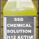 SSD CHEMICAL SOLUTION AND ACTIVATION POWDER FOR CLEANING BLACK NOTES