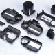 Automotive plastic parts production.