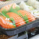 Sushi container, Sushi Packaging, Sushi Tray, Available in Various Sizes and Shapes. for Packing Sus