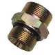 High Pressure forged pipe fitting male/female thread npt tube nipple supplier in China
