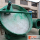 Organic fertilizer disc granulator machinery
