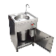 DS-SY1500 commercial food waste grinder disposer machine
