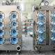 DDW pneumatic valve gate, self-locking PET Jar Preform mould