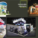 Exhibition stands export from United Arab Emirates