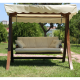 wooden luxury swing or home furniture