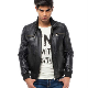 Turkish Leather Jacket Valeriano Romano