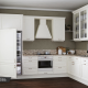 ITALIAN DESIGNED KITCHEN CABINETS - CUPBOARDS