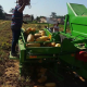 pumpkin harvester machines