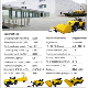 Alano 640: Ride on industrial sweeper