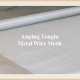 Monel 400 Woven Wire Mesh Cloth