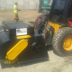 Sweepers for Construction Machinery
