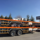 FLATBED SEMI TRAILER & CONTAINER CARRIER