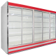 NOVA 90 SD Sliding Door Multideck Cabinet