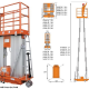 WORKING PLATFORMS - DUAL MAST