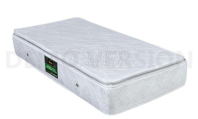 Orthopedic mattress pad minar mobilya pad mattress for Home design mattress pad